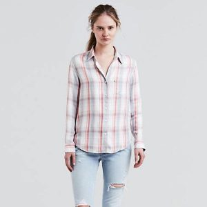 ЖІНОЧА РУБАШКА Levi s Sidney One Pocket Boyfriend Shirt 93885c74d6288