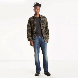 79c989b12de0b0 Чоловічі джинси 514™ Straight Fit Stretch Jeans (Big & Tall) 34W x 38L