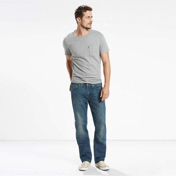 a42e61e99e1642 Чоловічі джинси 514™ Straight Fit Stretch Jeans (Big & Tall) 46W x ...