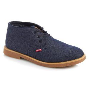 чоловічі черевики Levi's Sonoma Mens Denim Chukka Boot