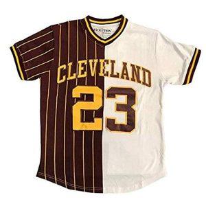 чоловіча футболка великис розмірів Cleveland Revolution in Design