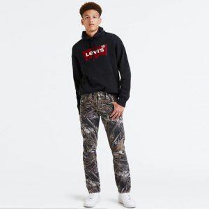 Чоловічі джинси Чоловічі джинси Levis 502™ Regular Taper Fit Corduroy Pants великих розмірів в плюс сайз київ