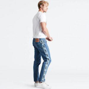 чоловічі джинси Levi's Hi-Ball Roll Logo Stripe Jeans