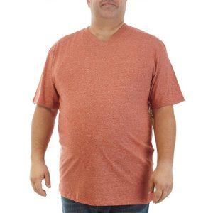 футболка великих розмірів американських брендів в плюс сайз
