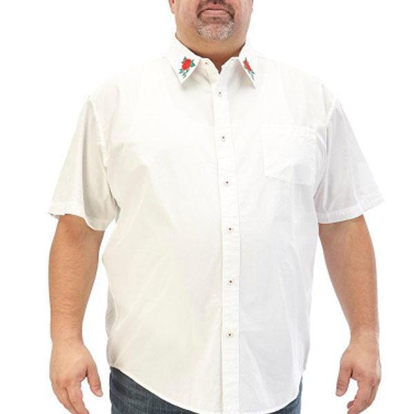 чоловіча сорочка великих розмірів купити в києві