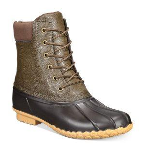 Чоловічі черивики великих розмірів Men's Adam Duck Boots