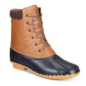 Чоловічі черевики великих розмірів Weatherproof Vintage Men's Adam Duck Boots 10