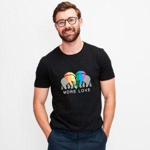 ЧОЛОВІЧА ФУТБОЛКА BANANA REPUBLIC Pride 2019 Elephant T-Shirt XL