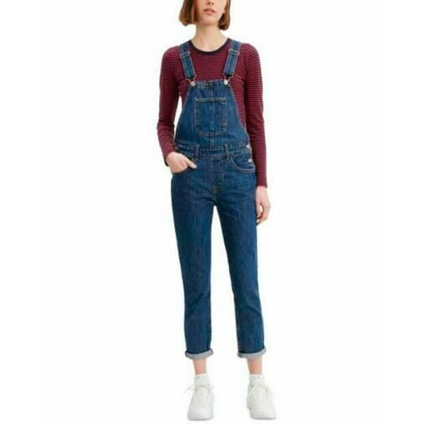 Джинсовий комбінезон Levi's women's Originals Jeans Overalls