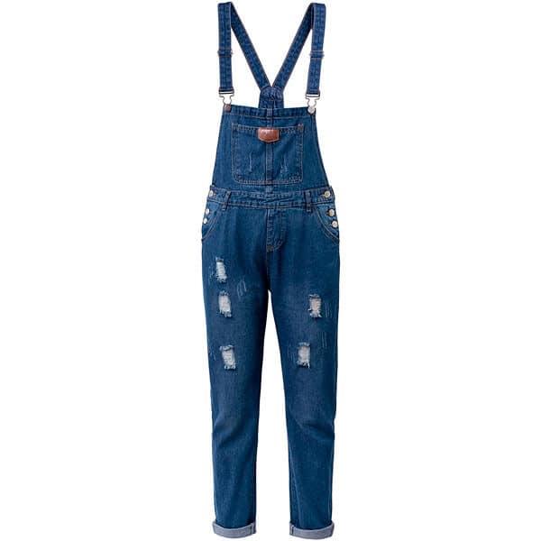 жіночий джинсовий комбінезон купити київ